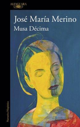 Portada 'Musa Décima' de José María Merino