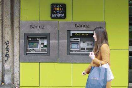 Bankia sube un 2% en Bolsa ante una posible fusión con BMN