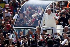 Santos anuncia que el Papa visitará Colombia en el primer trimestre de 2017