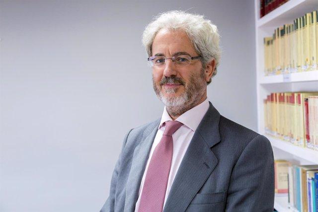 José Ignacio Alemany, presdiente de Aedaf