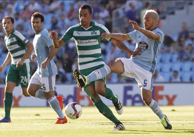 RC Celta de Vigo - Panathinaikos