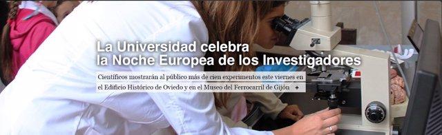 Noche europea de los investigadores en Asturias