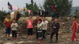 La OCAH pide 25 millones de euros adicionales por el tifón 'Lionrock' en Corea del Norte