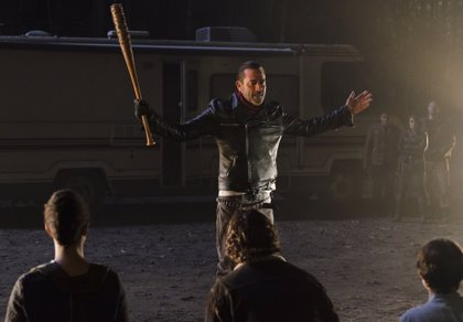 The Walking Dead: El arma más letal de Negan no es Lucille
