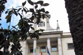 """Delegación del Gobierno en Badajoz, acordonada por una caja """"sospechosa"""", que estaba vacía"""