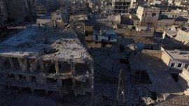 Intensos combates del Ejército sirio con fuerzas rebeldes al norte de Alepo
