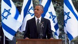 Obama elogia el legado de Peres y su actitud con los palestinos