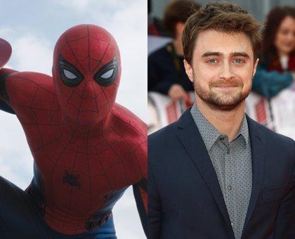 """Daniel Radcliffe: """"Me hubiera encantado ser Spiderman"""""""