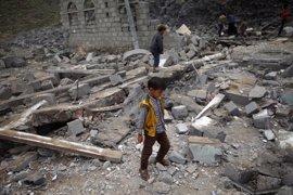 La malnutrición golpea a 1,5 millones de niños en Yemen, según UNICEF