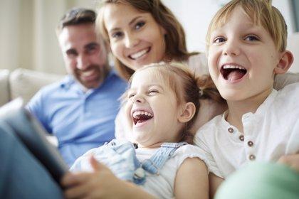 Risas en familia: 5 ideas para divertirse con los niños
