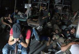 La matanza en Alepo acerca a los rebeldes moderados a los yihadistas