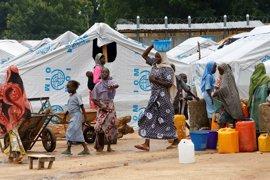 El hambre está matando a decenas de miles de personas en la zona donde opera Boko Haram