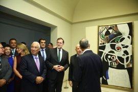 """Rajoy llama a Cataluña a la unidad: """"La integración, la interconexión, la unión, son los signos de nuestro tiempo"""""""