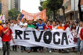"""El CNE tilda de """"grosera intromisión"""" la declaración de seis países sobre el revocatorio"""