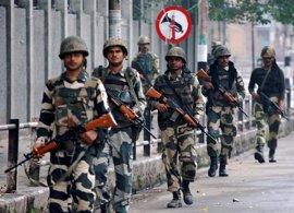 La ONU expresa su preocupación por la oleada de violencia en Cachemira