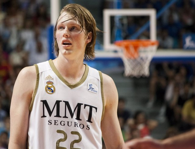 Kyle Singler Real Madrid
