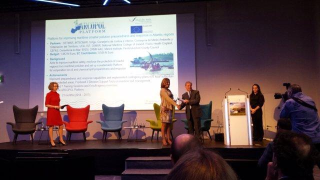 Premio de la UE a Arcopol