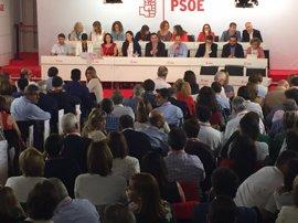 Los críticos exigen que los miembros de la Ejecutiva en funciones no voten en el Comité Federal del PSOE