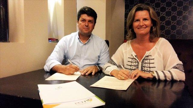 El Cabildo y Turisfera trabajarán de la mano para apoyar el emprendimiento
