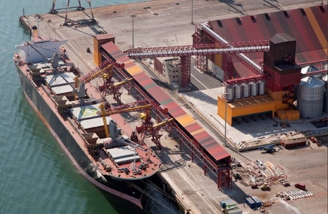 Terminal Agroalimentaria Puerto De Santander