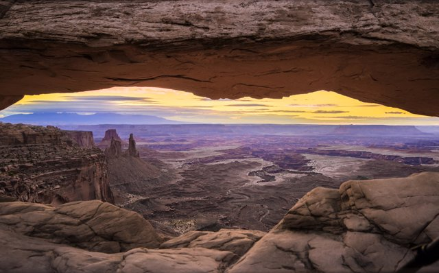 El Hemisfèric estrena el documental 'America Wild. Parques naturales'