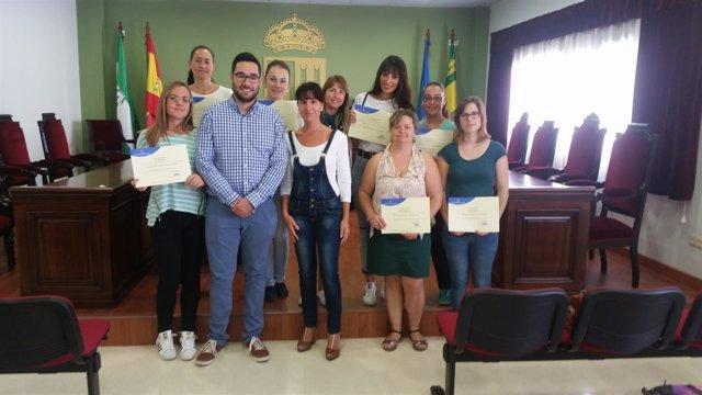 Curso para jóvenes en Tabernas (Almería)