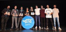 Premiados en proyecto Muestra-T 2016