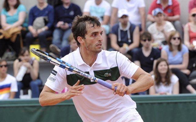 Albert Ramos en Roland Garros