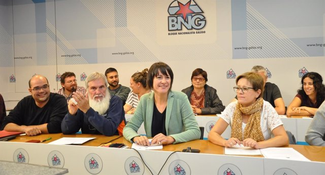 Reunión del Consello Nacional del BNG