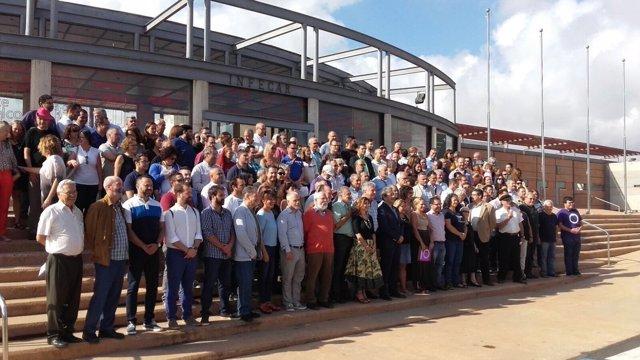 Reunión de más de 200 cargos públicos de todas las islas