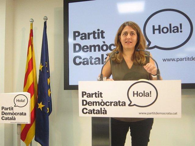 Marta Pascal, coordinadora general de PDC