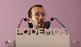 """Echenique exige a Lambán que explique el """"golpe de aparato"""" en el PSOE dado por los """"partidarios de un Gobierno del PP"""""""