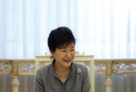 """Park llama la unidad nacional """"por encima de ideologías"""" frente a las provocaciones nucleares de Pyongyang"""