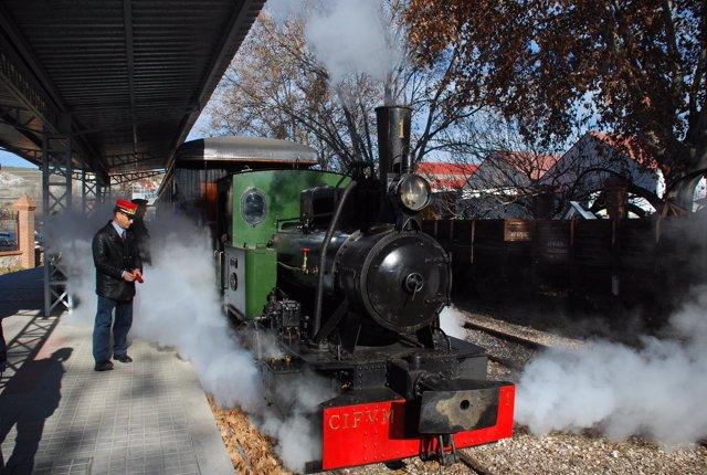 El 'Tren De Arganda'  Transporta A 5.000 Viajeros En 2011