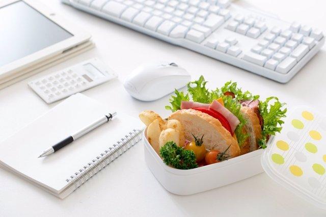 Fiambrera, comer de tuper en el trabajo