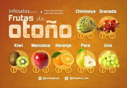 7 frutas de otoño que mejoran tu salud