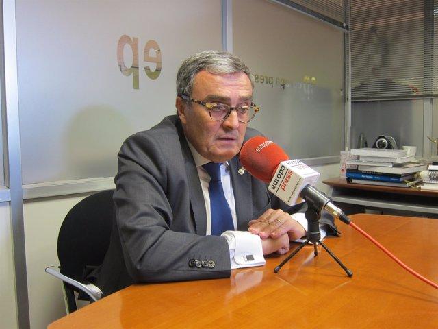 El presidente del PSC y alcalde de Lleida, Àngel Ros.