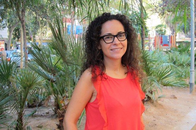 La escritora y periodista Ana Basanta
