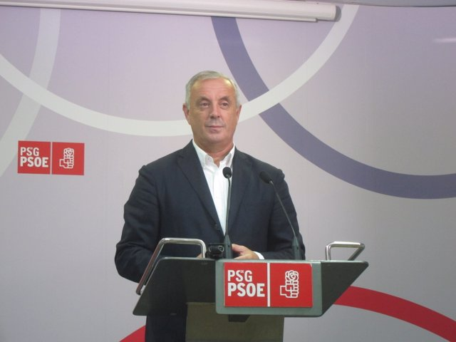 Pachi Vázquez (PSdeG)