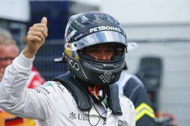 """Rosberg: """"Vettel era un avión descontrolado"""""""