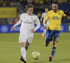 Modric, intervenido de su lesión en la rodilla izquierda