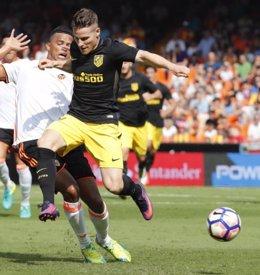 Kevin Gameiro Atlético Valencia