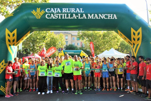 Carrera Caja Rural
