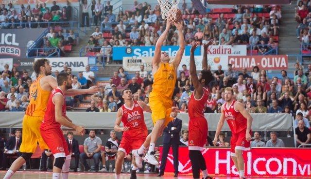 Barcelona Manresa baloncesto ACB
