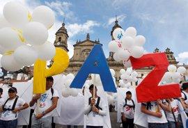 Los colombianos comienzan a votar este domingo sobre la continuidad de la guerra con las FARC