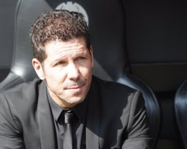 "Simeone: ""Si el Valencia hubiese empatado sería 90 por ciento mérito de Alves"""