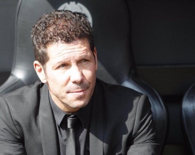 Diego Pablo Simeone Atlético