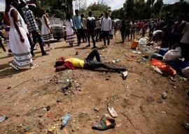 La crisis de los Oromo estalla en Etiopía con una masacre policial que podría haber dejado casi 300 muertos