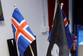 Cómo el Partido Pirata se ha convertido en la primera opción de Gobierno en Islandia
