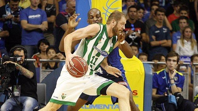 Luka Zoric (Real Betis Energía Plus), 'Jugador de la Jornada' 1